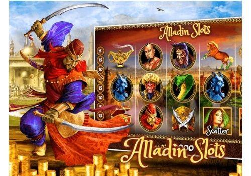 Aladdin Slots Casino Review