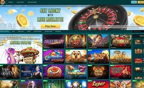 LuckLand Casino Review
